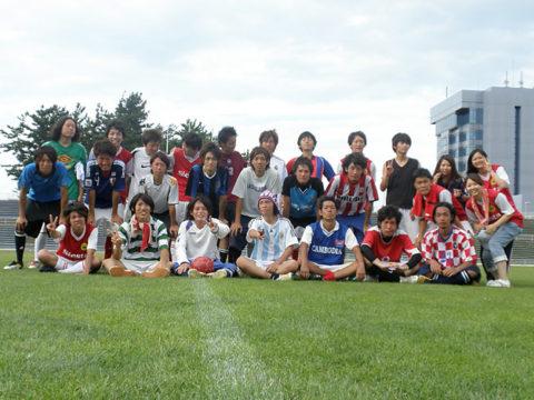 立命館大学SIESTA F.C様 «2010年夏»