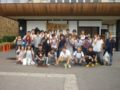 関西大学ちゅうけんず様«2010年夏»①