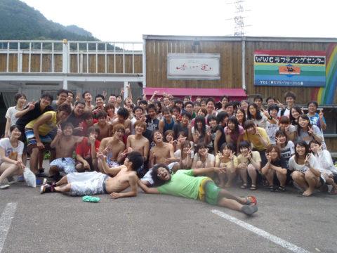 矢田外国語大学『あいのり』<2011年夏>