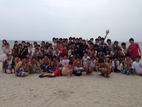 神戸大学 男子ラクロス部様 ≪2014年夏≫