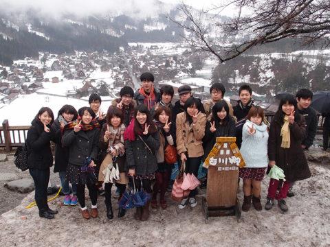 UNN関西学生報道連盟様 ≪2014春旅行≫